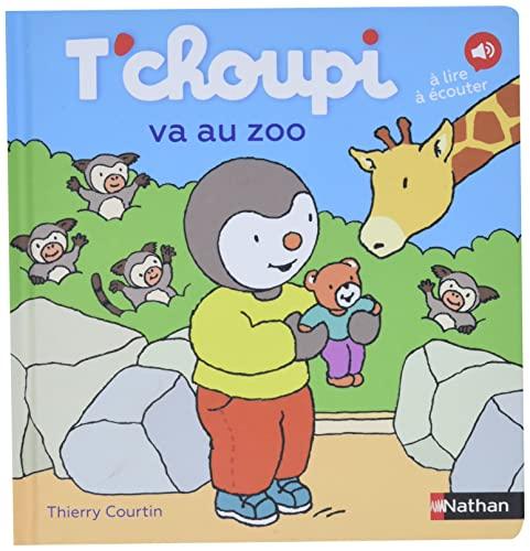 9782092590294: T'choupi va au zoo (66) (Albums T'choupi)