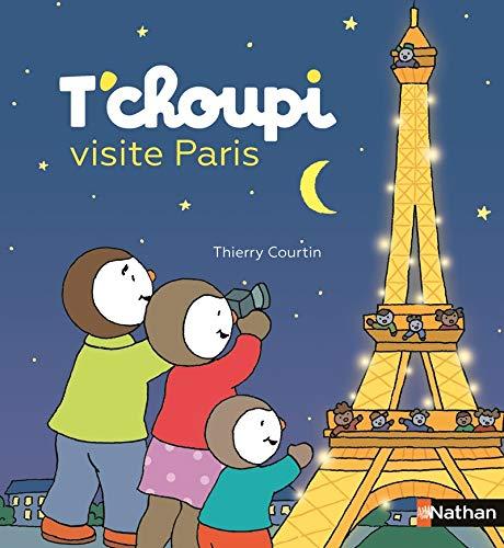 9782092591253: T'choupi visite Paris - Grand album dès 2 ans