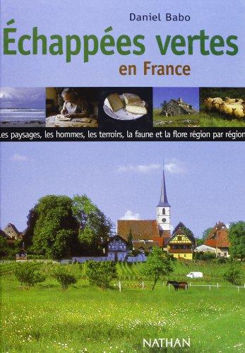 EchappÇ es vertes en France