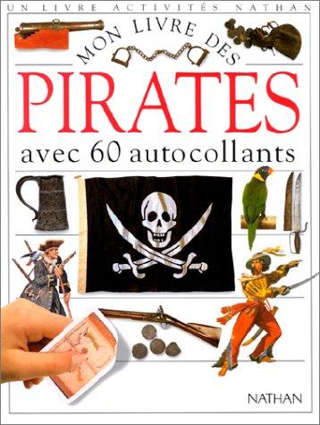9782092681923: Mon livre des pirates avec 60 autocollants