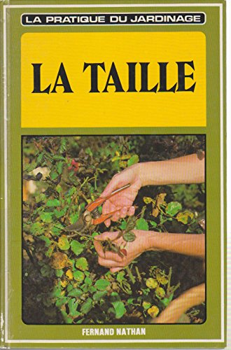 La taille - BRICKELL CHRISTOPHER NATHAN 1987