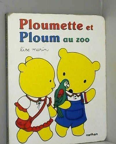 9782092702321: Ploum et Ploumette au zoo