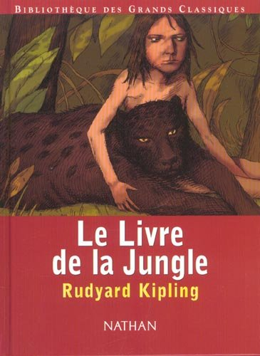 9782092703267: Le livre de la jungle