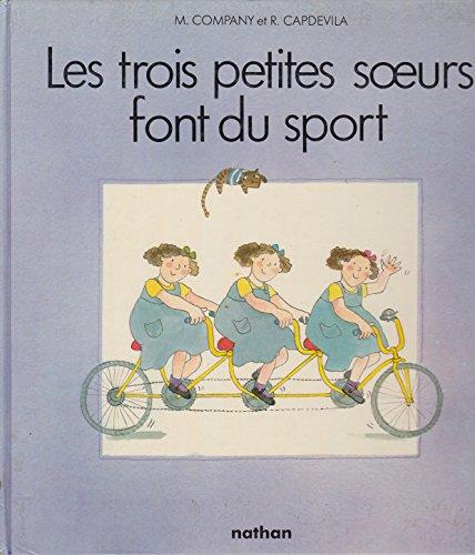 9782092707470: Les trois petites soeurs font du sport