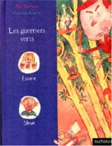 9782092750698: Les Guerriers Verts (French Edition)