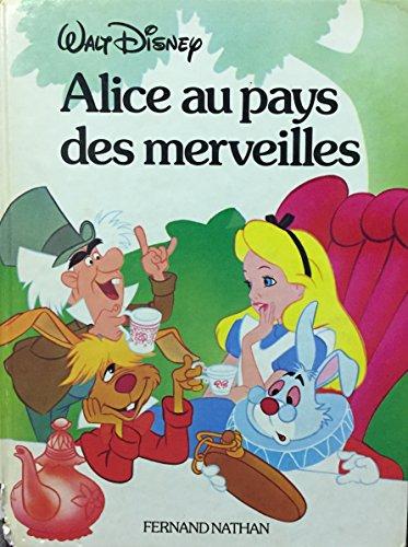 9782092758625: Alice au pays des merveilles