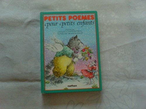 9782092767559: Petits poèmes pour petits enfants (Nathan)