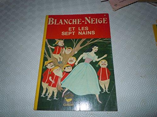Blanche-neige et les sept nains: Seiden A.(Illustrations)
