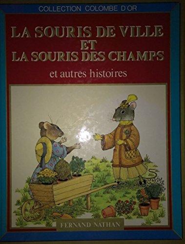 9782092770818: La souris de ville et la souris des champs et autres histoires