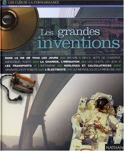 9782092772362: Les grandes inventions