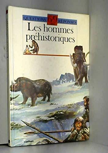 9782092776278: Les hommes prehistoriques