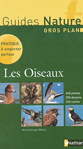 9782092780145: Guides nature gros plan : Les Oiseaux