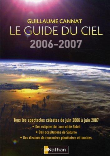 9782092780718: Le guide du ciel 2006-2007
