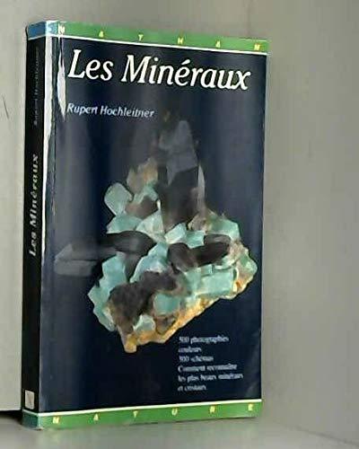9782092784495: Les Minéraux : 500 photographies couleurs, 300 schémas