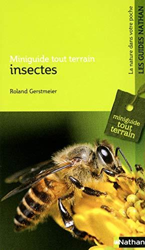 9782092785935: Insectes (Guides Nature Miniguide Tout Terrain)