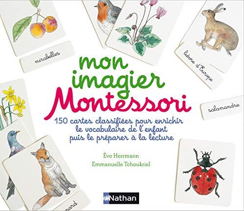 9782092786550: Mon coffret imagier Montessori