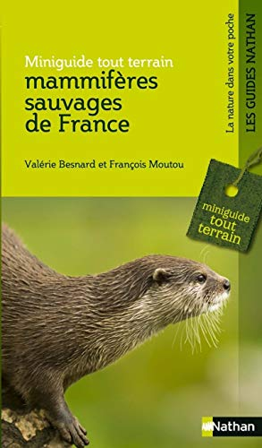 9782092786659: Mammifères sauvages de France