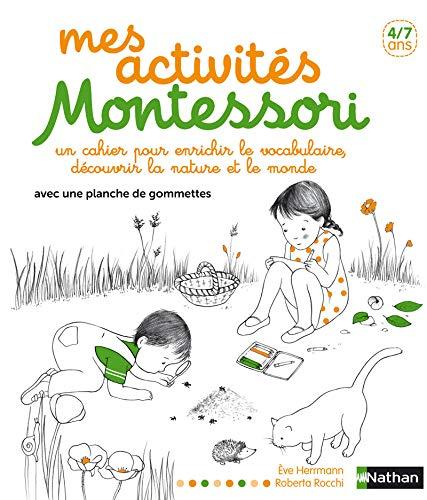 9782092786734: Mes activites montessori