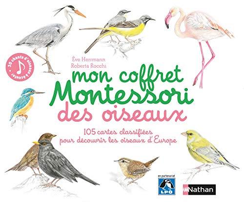9782092788387: Mon Coffret Montessori des Oiseaux - Dès 3 ans