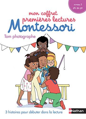 9782092789605: Mon coffret premières lectures Montessori : Tom photographe - Niveau 3 - 4/7 ans (11)