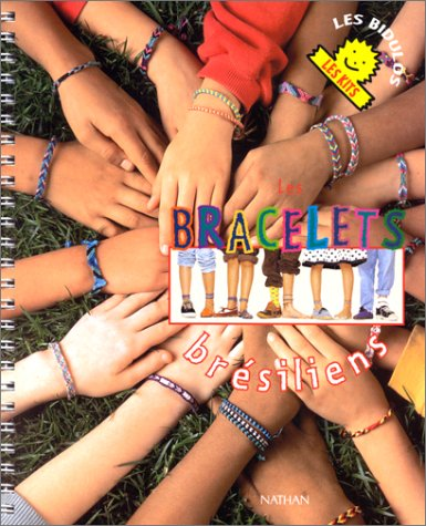 9782092790526: Les Bracelets brésiliens : Kit