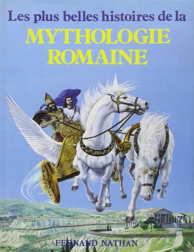 9782092815984: Les plus belles légendes de la mythologie romaine