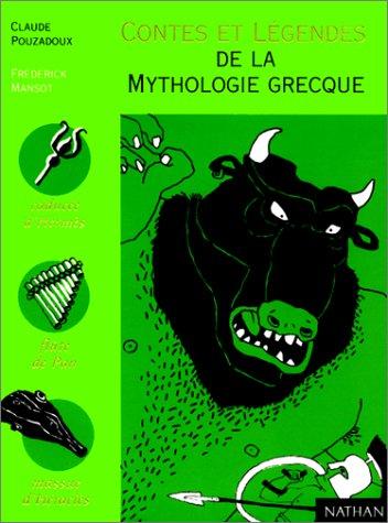 9782092822470: Contes et Légendes de la mythologie grecque