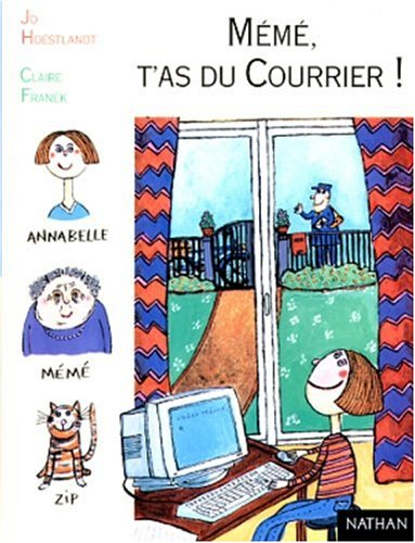 9782092822784: Mémé, t'as du courrier!