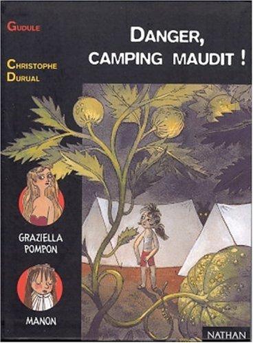 9782092823361: Danger, camping maudit !
