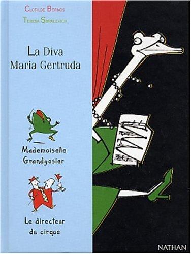 9782092823446: La Diva Maria Gertruda