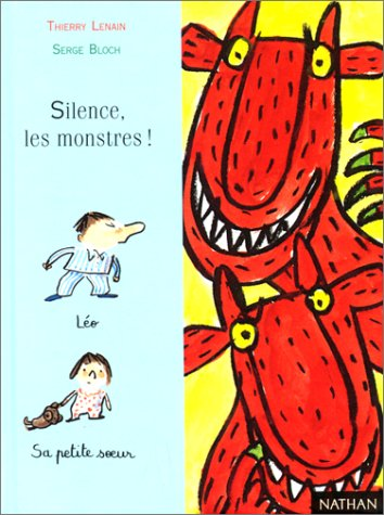 9782092824603: Silence, les monstres!