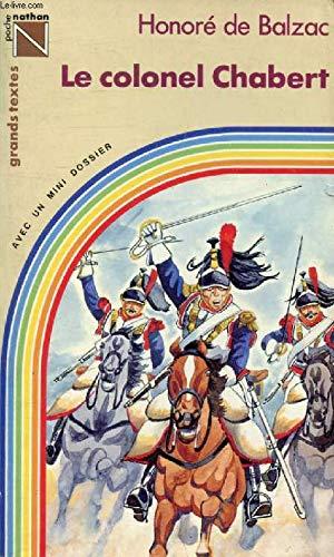 9782092833032: Le Colonel Chabert (Articles Annule)