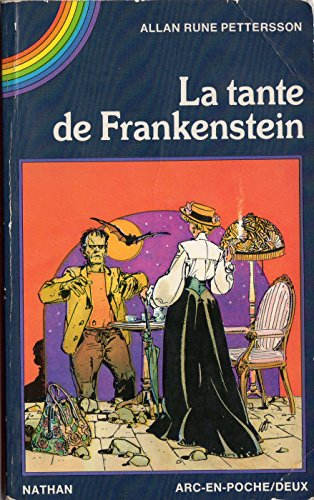 9782092834015: La tante de frankenstein