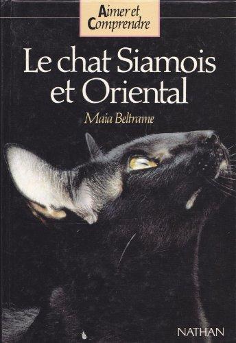 9782092842614: Le chat siamois et oriental