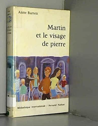 9782092896501: Martin et le visage pierre