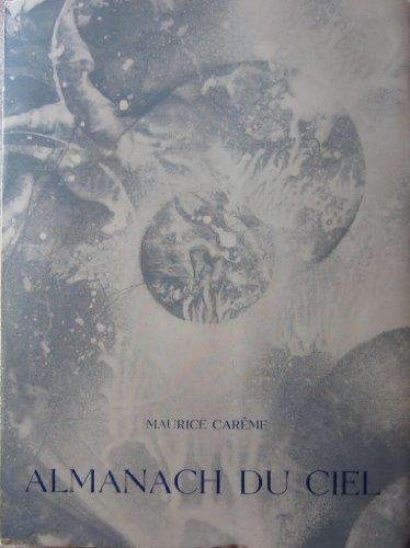 Careme almanach du ciel