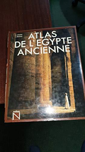 9782092941003: Atlas de l'�gypte ancienne