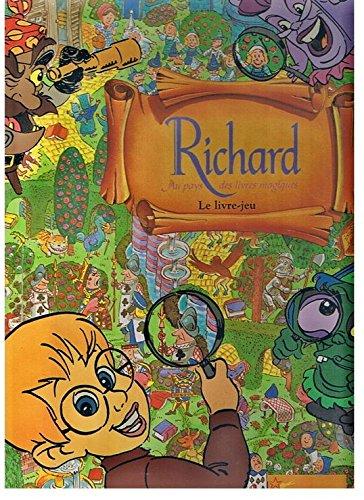 Richard Au Pays Des Livres Magiques Le