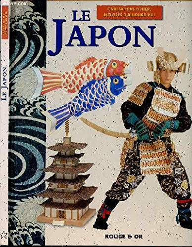 LE JAPON: Andrew Haslam et