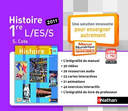 Cle Usb Cote/Histoire 1e Mne Tna