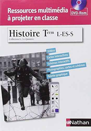 9782098100190: Histoire Tle L-ES-S : DVD-ROM