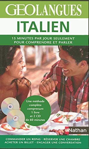 Geolangues Italien (2CD audio) (French Edition): Francesca Logi
