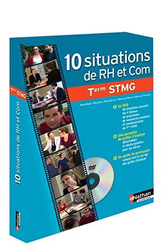 10 situations de RH et Com - Coffret vidéo