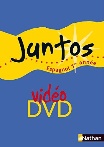 """""""espagnol ; 1ère année ; niveau A1, A2 ; DVD vidéo (édition 2008)&..."""