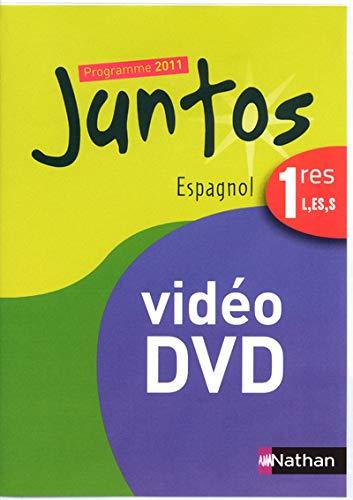JUNTOS; espagnol ; 1ères L, ES, S ; vidéo DVD