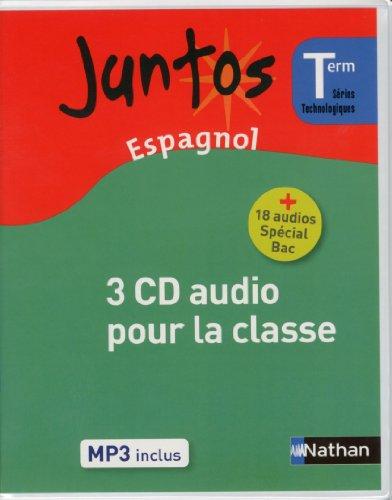 Juntos Terminale St 3 CD Classe 2013