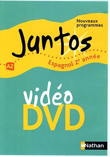 """""""espagnol ; 2ère année ; niveau A2 ; DVD vidéo (édition 2009)&quot..."""