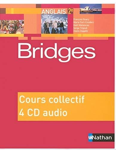 BRIDGES 2E 4CD CLASSE 2005 Livre scolaire