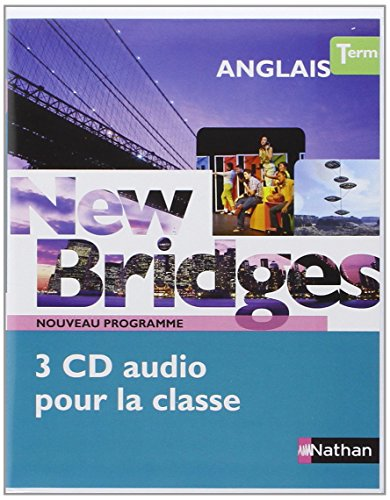 9782098769229: New bridges term CD audio clas