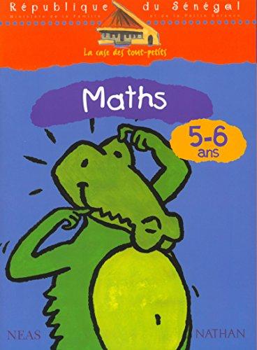 9782098825284: mathematiques 5-6 ans